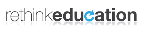 Rethink Education Logo.  (PRNewsFoto/Rethink Education)