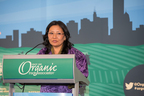 Kingdom of Bhutan shares story on commitment to go 100% organic (PRNewsFoto/Organic Trade Association)