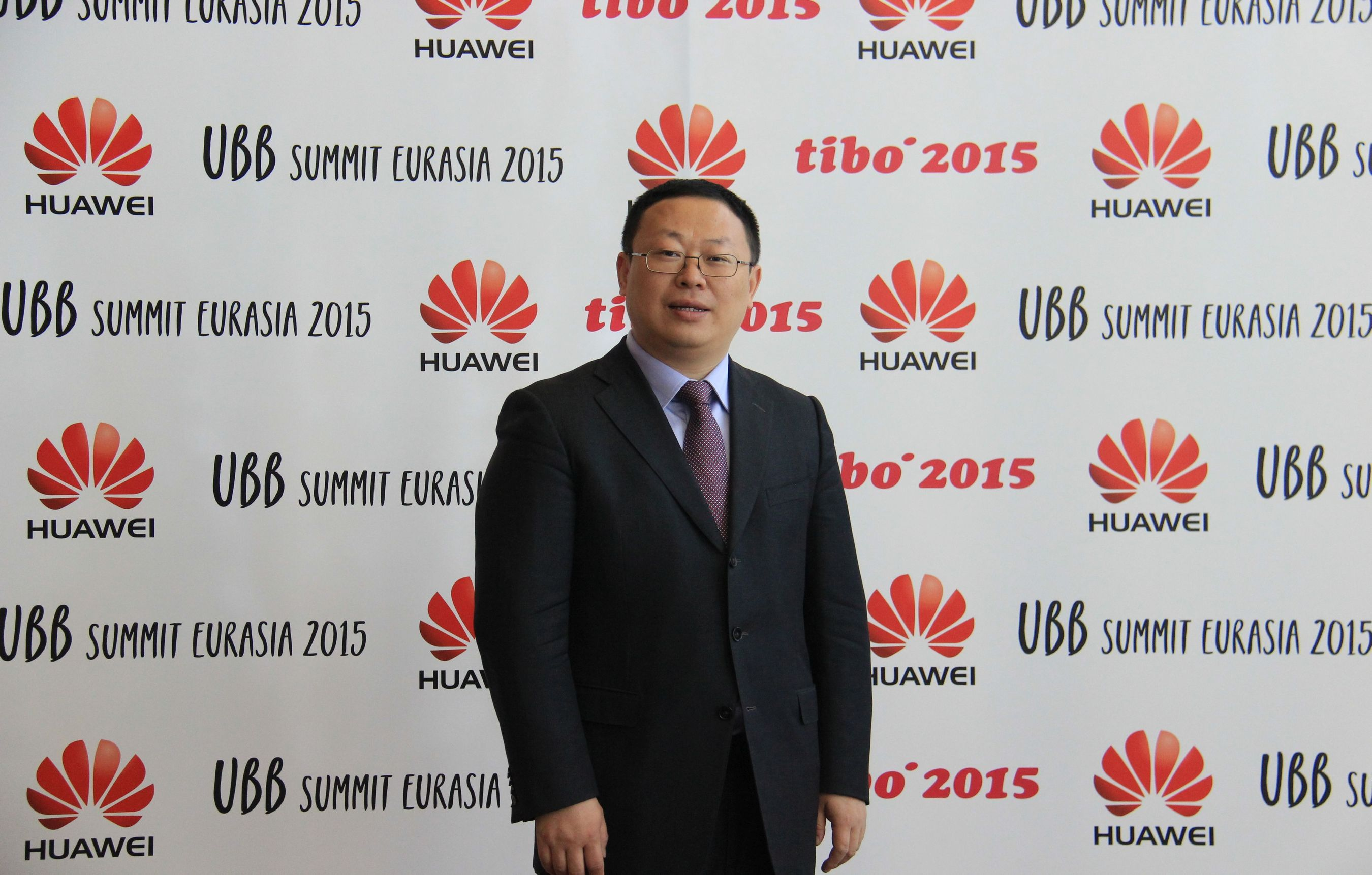 Huawei Hosts Eurasia UBB Summit with Belarusian Ministry of Communications and Information and Launches Innovative ICT Solutions at TIBO 2015