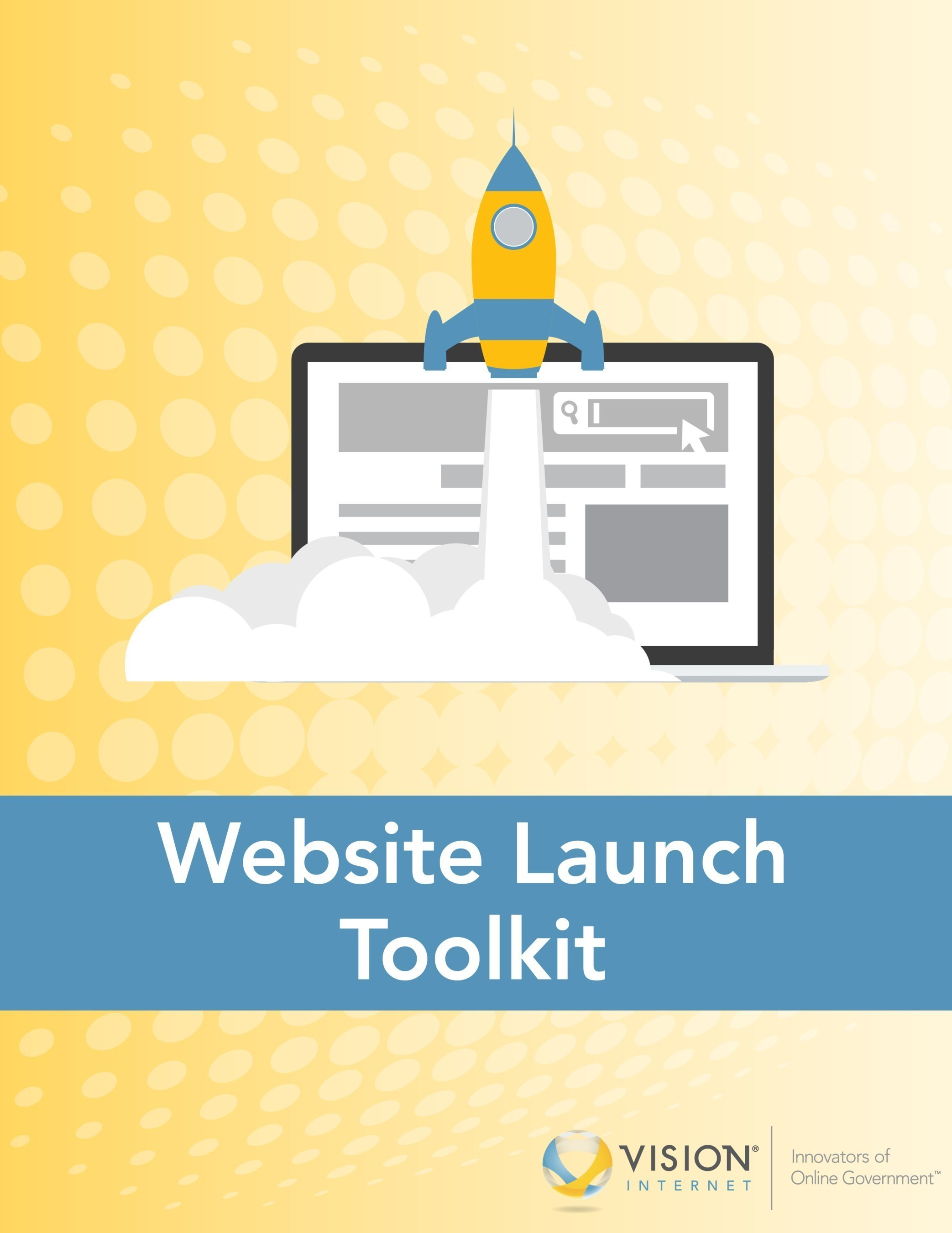 Launching a New Local Government Website? Vision Internet Offers Tips, Best Practices in Website