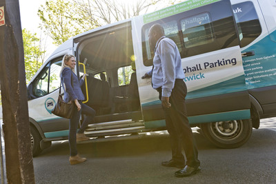 Investors Encouraged to Experience the Park First Service for Themselves