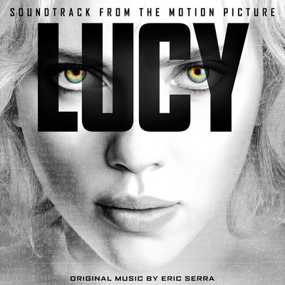 Soundtrack from the Motion Picture Lucy (PRNewsFoto/Back Lot Music)