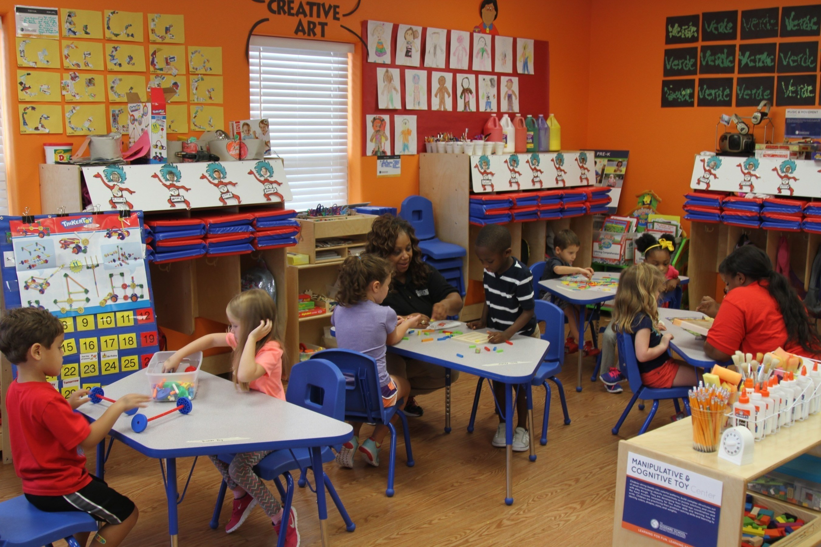 THE GODDARD SCHOOL NAMES TOP 10 EDUCATIONAL TOYS FOR 2015AS TESTED BY PRESCHOOLERS