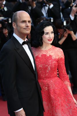 Dita Von Teese and Cointreau at the 2013 Cannes Film Festival