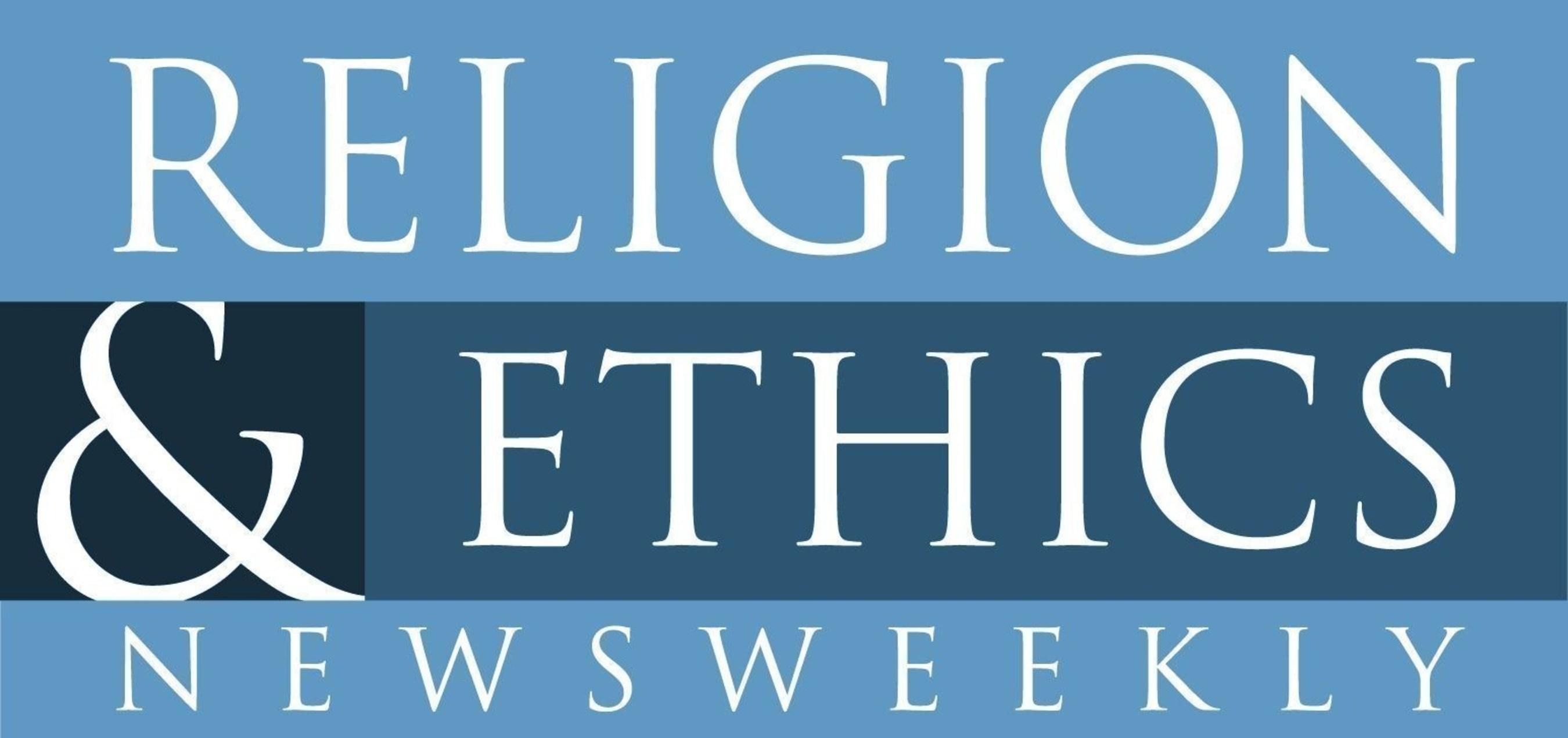 Religion & Ethics NewsWeekly logo (PRNewsFoto/WNET)