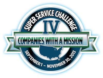 Super Service Logo. (PRNewsFoto/Super Service) (PRNewsFoto/SUPER SERVICE)