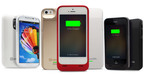 Lenmar Meridian and Halo S4 Battery Cases: Best of the best.  (PRNewsFoto/Lenmar Enterprises, Inc.)