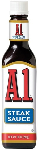 A.1. Steak Sauce - previous label version (PRNewsFoto/Kraft Foods Group, Inc.)