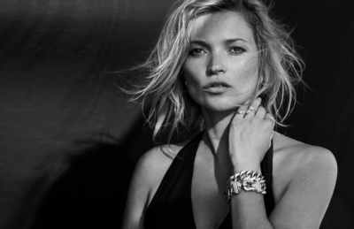 David Yurman Fall 2014 Campaign with Kate Moss (PRNewsFoto/David Yurman)