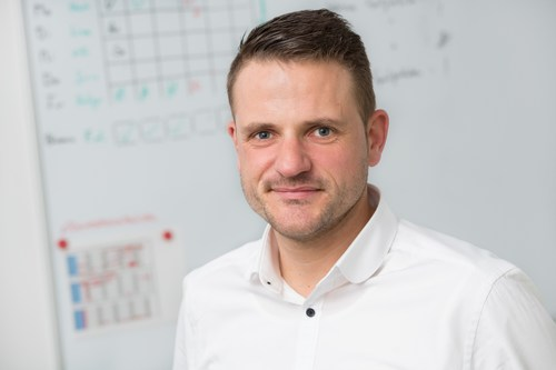 Holger Wellner - managing director of Lemonbeat (PRNewsFoto/RWE Effizienz GmbH)