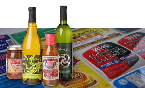 Ample Industries Unveils Online Ordering and Discounts for Digitally Printed Product Labels
