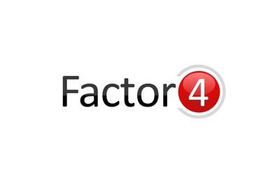 Factor4 Logo