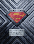 The Superman™ Files Reveals the Man of Steel's Secrets
