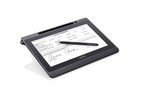 The new DTU-1141 from Wacom: For an intuitive electronic signature workflow