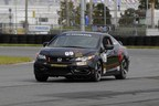 Philip Royle drove his new Honda Civic Si to victory in the Touring 4 category at the SCCA National Championship Runoffs at Daytona International Speedway.
