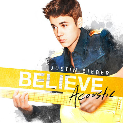 Justin Bieber To Release New Acoustic Album, BELIEVE ACOUSTIC, On January 29th.  (PRNewsFoto/The Island Def Jam  ...