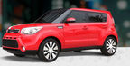 Recognized among the Coolest Cars under $18,000 by KBB.com, the 2014 Kia Soul proves that style doesn't have to break the bank. (PRNewsFoto/Bill Jacobs Auto Group)