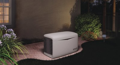 An automatic standby generator is permanently installed outside a home, similar to a central air conditioning unit, and runs on natural gas or propane using existing gas lines. When power is lost to the home, a standby generator automatically turns on - typically within 10 seconds - and can power all critical systems and appliances within the home. Homeowners do not need to be present to operate or refuel the generator.