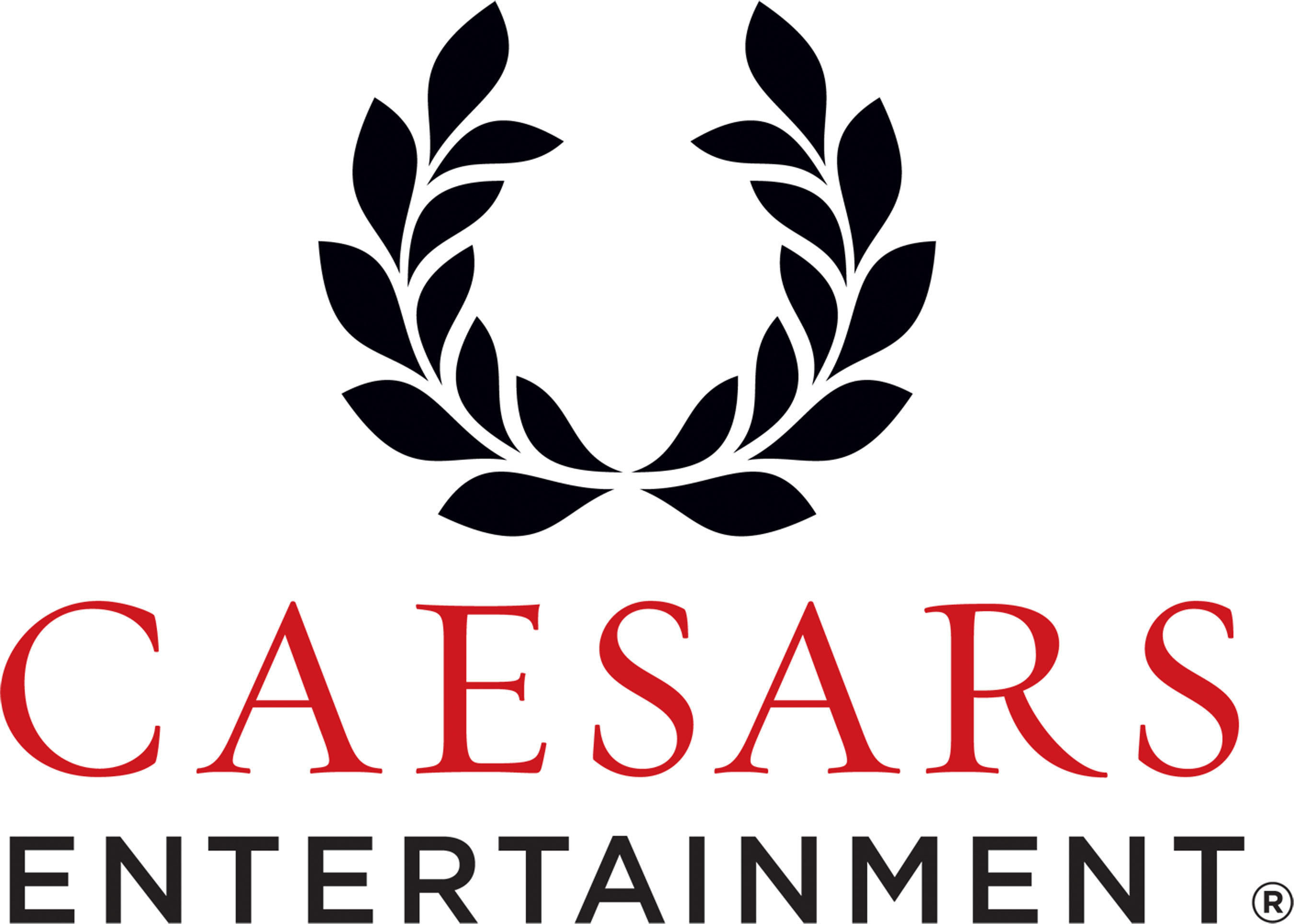 Caesars Entertainment logo.