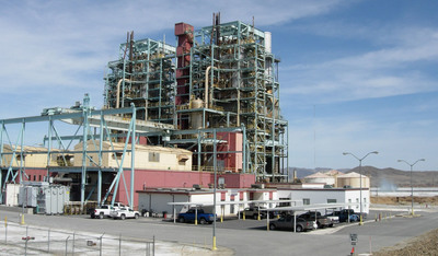 Safety is no accident.  Employees at the nation's safest fossil-fueled power plant boast a record of operating more than 25 years without a lost-time accident.  The plant's 30 or so workers have been working safely since gasoline sold for under $1 and Ronald Reagan was president.  (PRNewsFoto/NV Energy)
