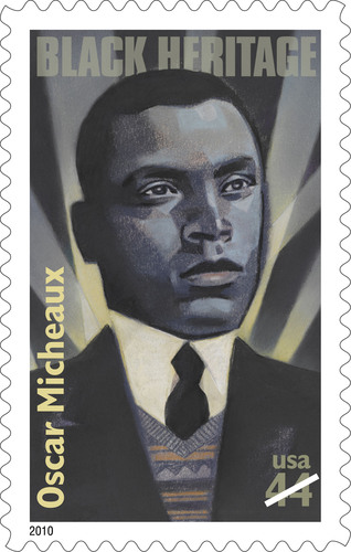 Pioneering Filmmaker Immortalized on Postage