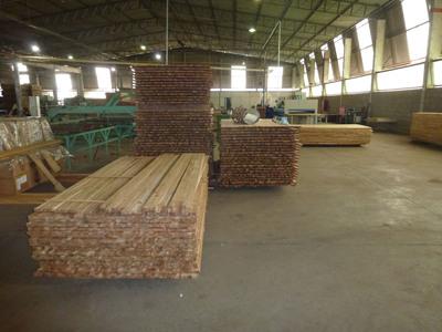 Com a nova fabrica de placas de madeira em Cuiaba, o Grupo ShareWood esta evoluindo de uma empresa de pura gestao e reflorestamento para uma empresa de producao e processamento de madeira. (PRNewsFoto/ShareWood Switzerland AG) (PRNewsFoto/SHAREWOOD SWITZERLAND AG)