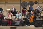 The Silk Road Ensemble with Yo-Yo Ma performing at Carnegie Hall © Jennifer Taylor (PRNewsFoto/Silkroad)