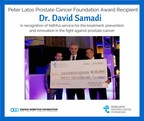 The Peter Latos Prostate Cancer Foundation donated $20,000 to the Samadi Robotics Foundation, working to prevent, treat, and ultimately finding a cure for Prostate Cancer. The Samadi Robotics Foundation was founded by Dr. David B. Samadi, world-renowned robotic prostate cancer surgeon.