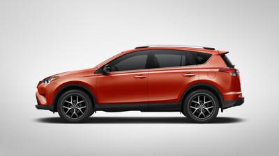 2016 RAV4, Tacoma Lead Toyota's Charge At Miami International Auto Show