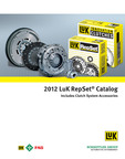 Schaeffler Group USA Inc. announces the 2012 LuK RepSet Clutch Catalog available in print and online.  (PRNewsFoto/Schaeffler Group USA Inc.)