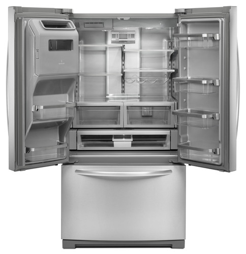 Kitchenaid Refrigerator White new kitchenaid® refrigerator features unique platinum interior