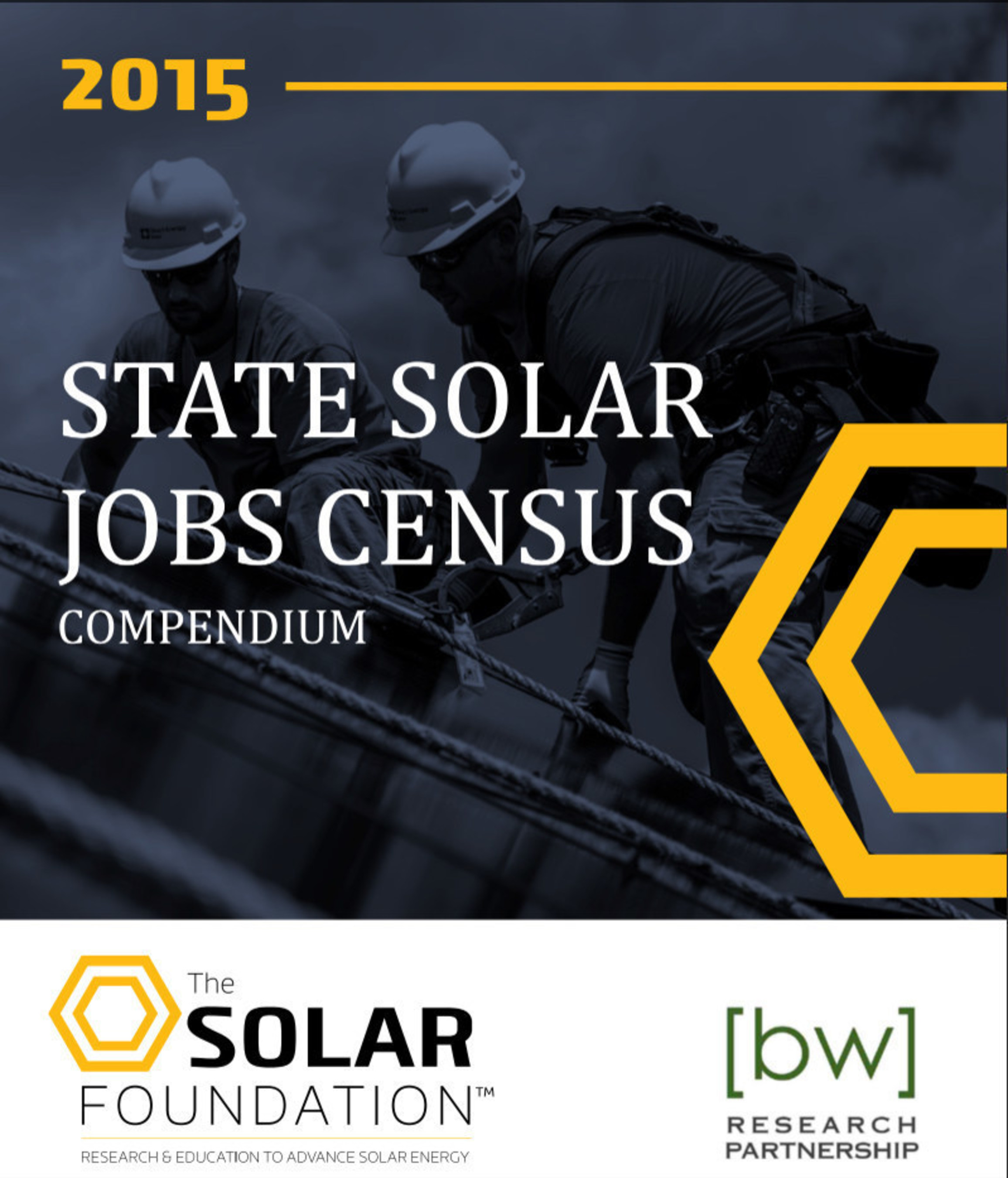 New State Solar Jobs Census Numbers for All 50 States from The Solar Foundation: California Has Largest Job Creation Year Ever; Massachusetts 2nd in Overall State Jobs Ra