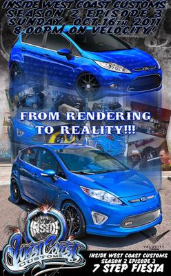 West Coast Auto Sales >> Renowned Custom Car Builders West Coast Customs Continue Season 2 of Their Hit Show Inside West