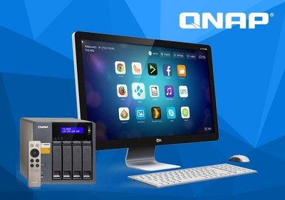 The new QNAP TS-x53A series.