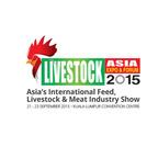 Livestock Asia 2015 Logo