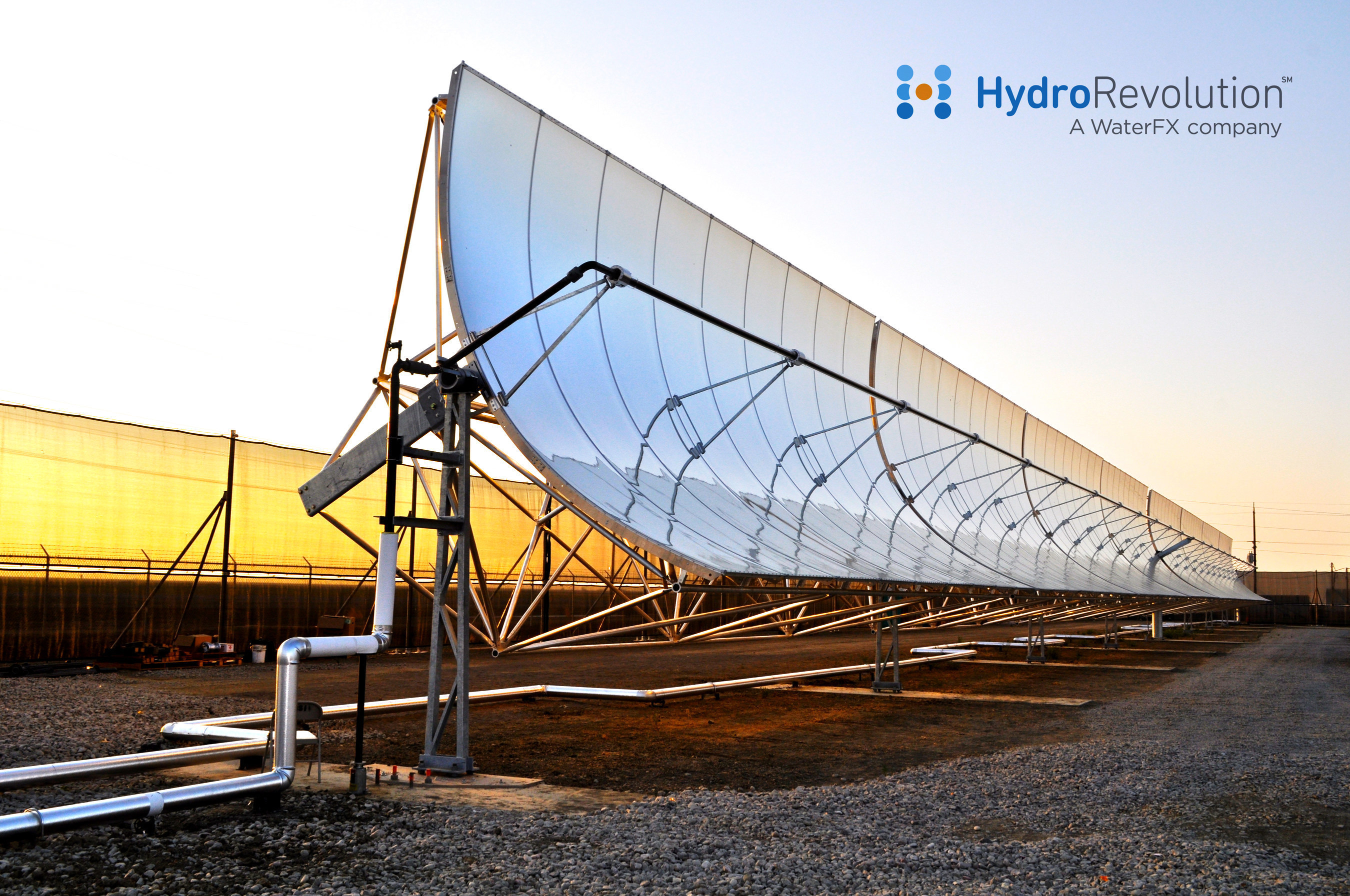 HydroRevolution Announces A Direct Public Offering To Construct California's First Solar Desalination Plant