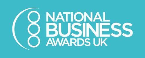 The National Business Awards logo (PRNewsFoto/The National Business Awards)