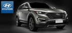 The new Hyundai Santa Fe is available at Broadway Automotive in Green Bay, Wis. (PRNewsFoto/Broadway Automotive)