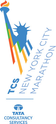 TCS New York City Marathon.(PRNewsFoto/Tata Consultancy Services)