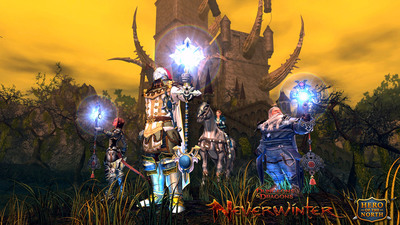 MMORPG Heads into Open Beta on April 30, 2013. Learn more at https://www.playneverwinter.com.