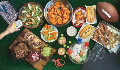 "Bolthouse Farms, Chef'd and NFL Players Kyle Rudolph and Chad Greenway Bring Fans the ""Big Game Party in a Box""; a First-of-its-Kind Meal Kit Experience and Sweepstakes"