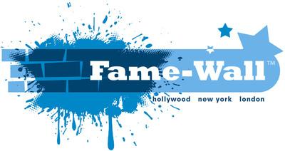 Fame-Wall Logo.  (PRNewsFoto/Billionaires Row)