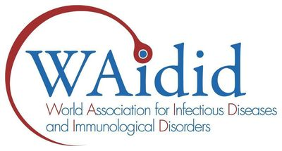 World Association for Infectious Diseases and Immunological Disorders Logo (PRNewsFoto/WAIDID)
