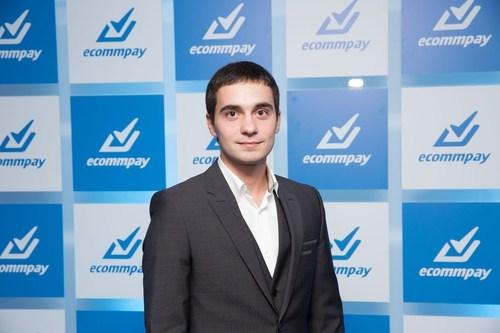 Arthur Gots - Operational Director (PRNewsFoto/ECommPay)