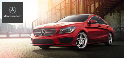 Its almost here! 2014 Mercedes Benz CLA Chicago, IL.  (PRNewsFoto/Loeber Motors)