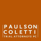 Paulson Coletti Trial Attorneys PC is the title sponsor of the Oregon Women Lawyers (OWLS) Roberts-Deiz Awards Dinner on March 14th honoring esteemed law professionals.  (PRNewsFoto/Paulson Coletti Trial Attorneys PC)