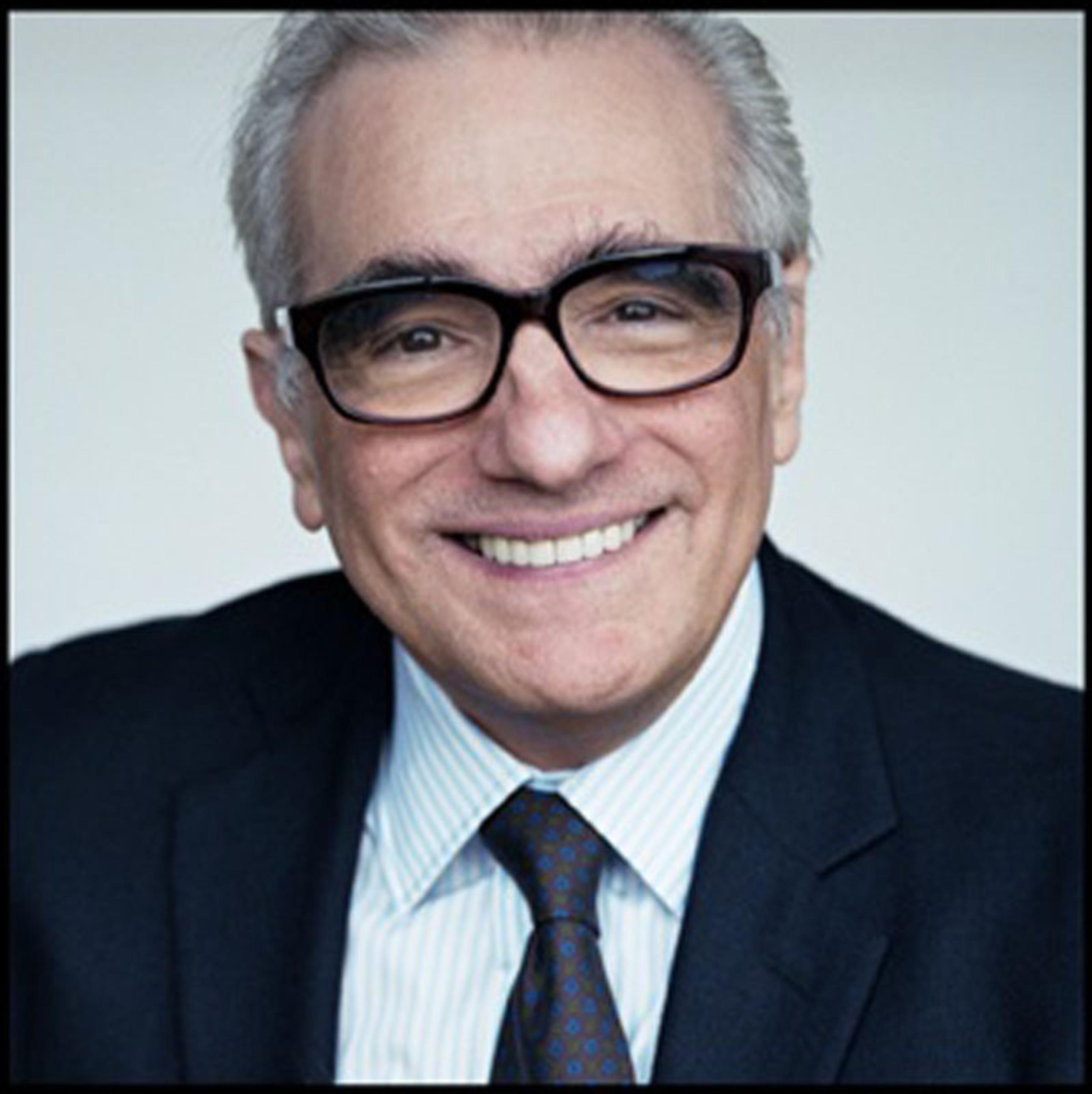 Martin Scorsese.  (PRNewsFoto/Art Directors Guild)