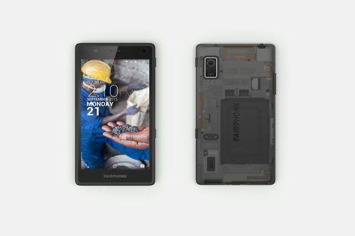 Fairphone 2 Assembled. Credit: Fairphone (PRNewsFoto/Fairphone  B.V.)