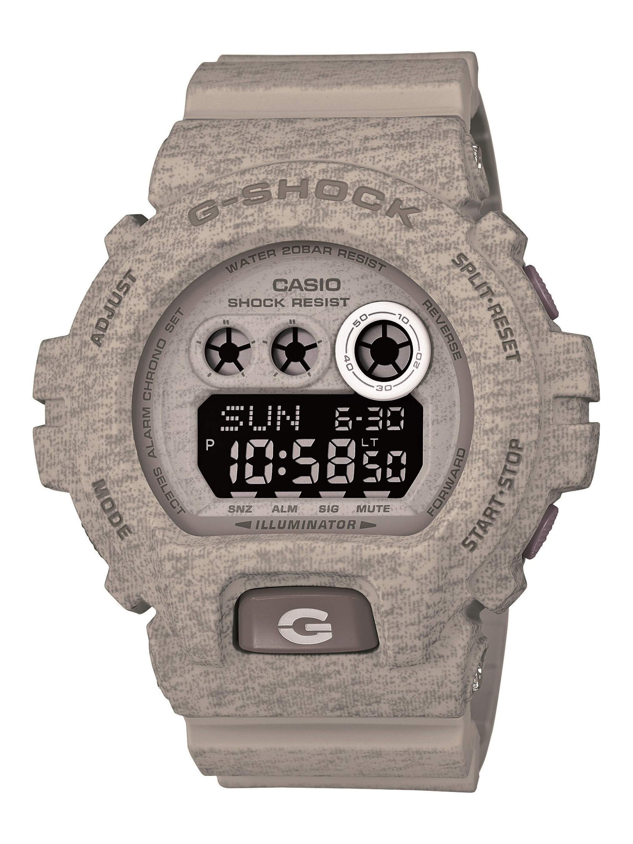 G-SHOCK LAUNCHES HEATHERED WATCH SERIES FILM WITH NIGEL SYLVESTER