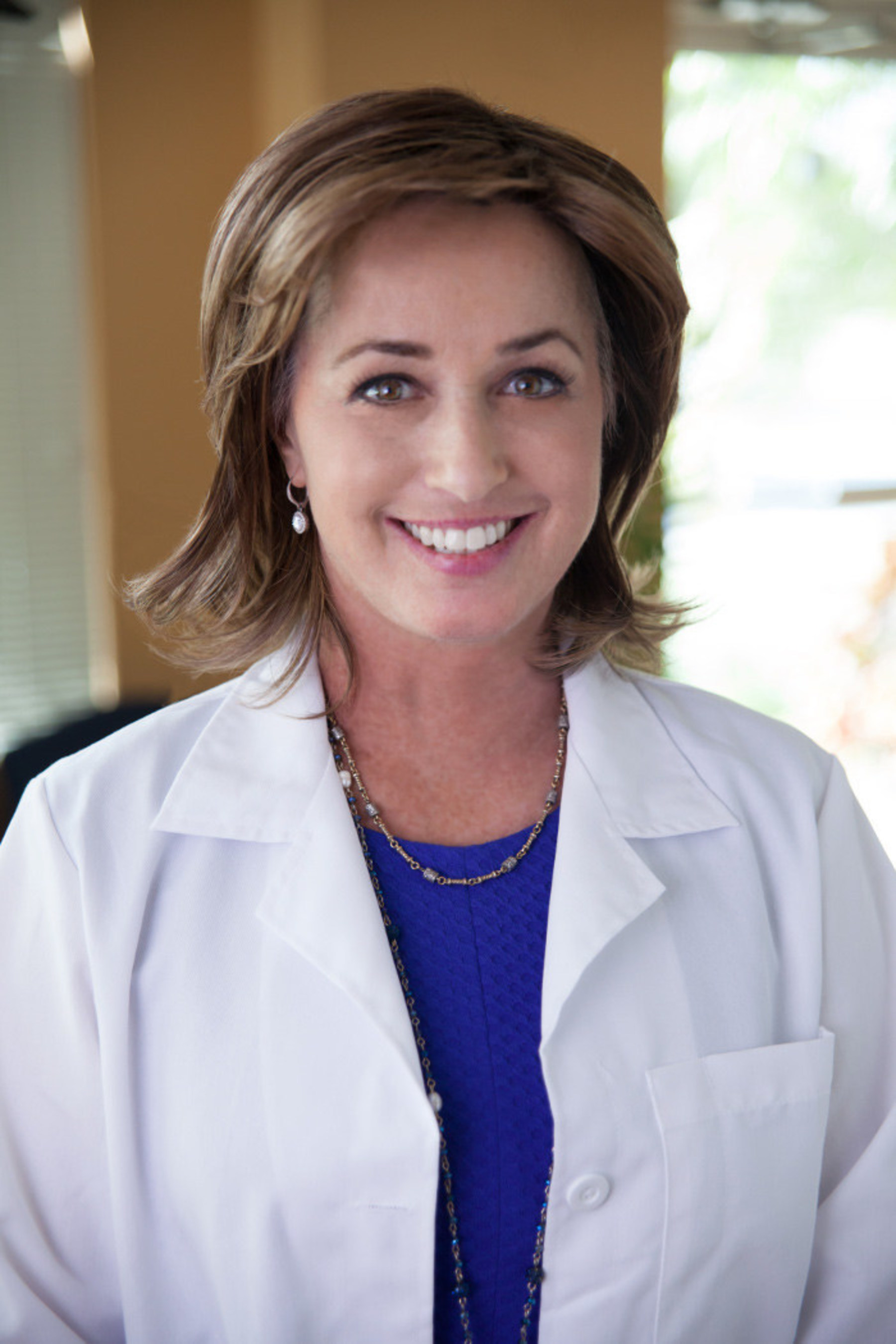 Dr. Suzanne LeBlang, Medical Director of the New Fibroid Education Center